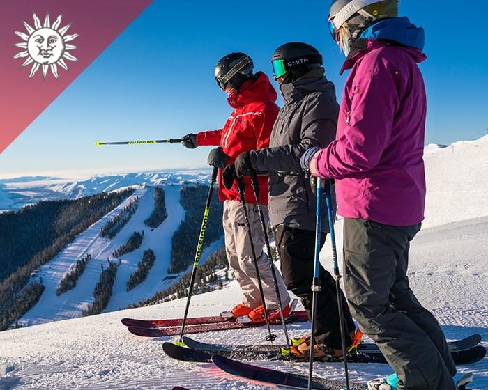 Sunrise Alpine Experience